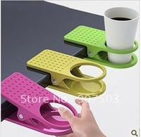 Creative household multi-purpose table glass clamp/clip type coaster/big clip/table clamp A310