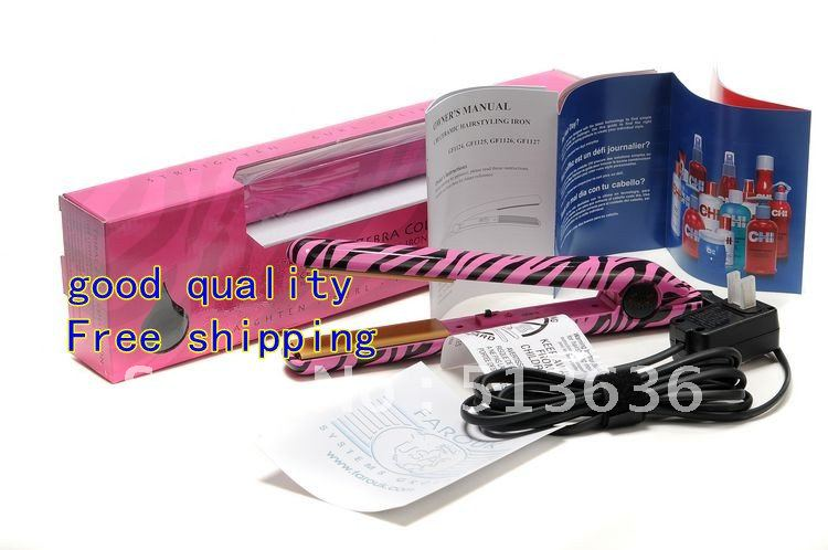 2012 Free Shipping Hair Straightener (10pcs/lot)+good quality(China (Mainland))