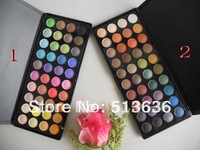 wholesale(10pcs/lot)45 Full Color Eyeshadow Palette 2different style Eye Shadow Makeup +good quality