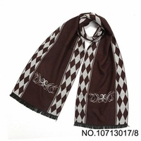 Christmas Gift men's scarf fashion style long Shawls fineness modal soft touch silk Scarves 2013 190*35cm free shipping