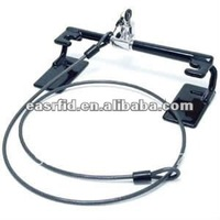 High Quality Mechanical  Security Anti-theft  Display Notebook/Laptop/Netbook Lock with security cable