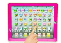 Hotsale English language Y-pad children learning machine, English computer for kids, best gift