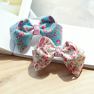 Accessories hair accessory daisy rustic sweet great bow fashion hair accessory hairpin clip