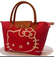 Free Shipping Wholesale Retail Hello Kitty PSP schoolbag tote bag handbag shoulder bag