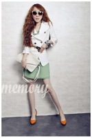 Western style new special joker temperament and easy collar points sleeve suit