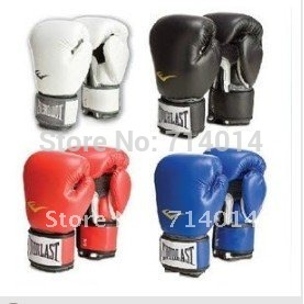 Free shipping for 1pair breathable Boxing Gloves Muay Thai training gloves(China (Mainland))