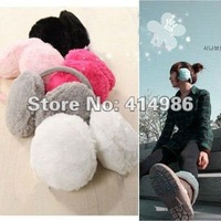U Pick New colorful Earmuffs Earwarmers Ear Muffs Earlap Warm Headband Winter free shipping 1116