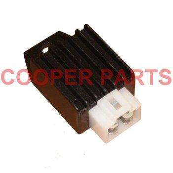 motorcycle and ATV regulator/rectifier,Half Wave, 50-150cc 4 Stroke engine