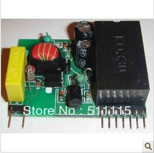 Keqiang electronic KQ-130F power line carrier module / distance without any external components mains(China (Mainland))