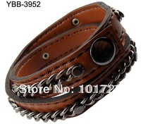 Cheap Price Wholesale Fashion leather bracelet Jewelry Wrap Bracelet