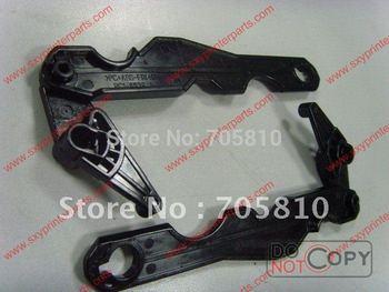 Free shipping RC1-6639 Left rod link/Left side door rod link for CLJ Hp3600
