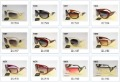 men and women fashion brand sunglasses come with box tag card cleaning cloth free shipping