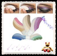 Latest fashion! Instant Eye Shadow Sticker tattoo Innovative Eyeshadow magic eye patch 5 box/lot =30pair