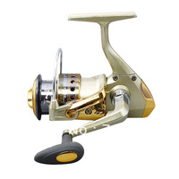 WF-30F Finest Spinning Fishing Reel with Worm Shaft Transport System