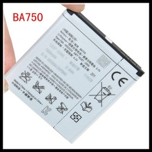 Wholesale mobile phone battery BA750,Compatible with BA750/X12/LT15I/LT18I, free shipping 30pcs/lot