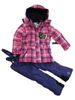 free shipping Children's clothing ski suit child sports set outdoor jacket set children wadded jacket