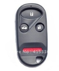Remote Key Blank Shell Case Pad Cover For Honda Replacement 4 Buttons 3+1 BT(China (Mainland))