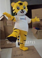 Brand New Jump Tiger Tigger Mascot costume Fancy Dress Adult size Halloween