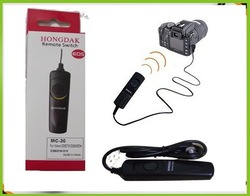 Camera Remotes Shutter Release 80N3 for Canon 5D 50D 40D 30D 20D 10D 1D 1DS(China (Mainland))