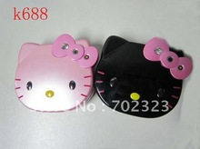Hot sale Hello kitty kid phone K688 Quad Band Dual Card Unlocked Cell Phone(China (Mainland))