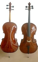 4/4-8/1Solid wood cello Practice the cello Grading cello-