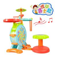A M@rt Baby! Department of music 666 yue jazz drum hand drum rack drum child gift child musical instrument 3.0 -tmyy1