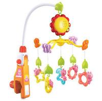 A M@rt Baby! Music around music toy rabbit bed bell 463201 newborn gift 1.5 -tmyy1