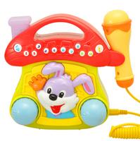 A M@rt Baby! Department of music 668 mushroom jukebox baby educational music toys 10 -tmyy1