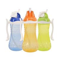 A M@rt Baby! 1h portable big capacity straw cup 300ml blue green da48 da49 da50 -tmyy1
