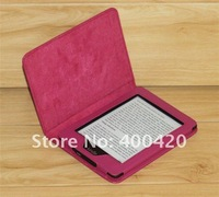 PU Leather For amazon Kindle paperwhite/ Hand bowl PU case For Kindle paperwhite/ledger Leather case For  Kindle paperwhite