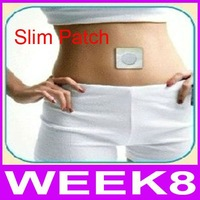 Free Shipping Slimming Navel Stick Slim Patch Magnetic Weight Loss Burning Fat Patch 60Pieces/Bag
