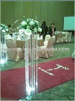 wedding decoration--crystal wedding lead road