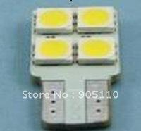 Can-bus Led Car Reading lights,DC12V input, 4pcs 5050SMD LED,Resistance drive