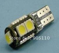 Can-bus Led Car Reading lights,DC12V input, 9pcs 5050SMD LED,Resistance drive