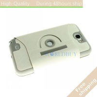 New 360 Rotation Degree Leather Flip Stand Case For Samsung Galaxy Note II N7100 Free Shipping UPS DHL EMS CPAM HKPAM FSE-3