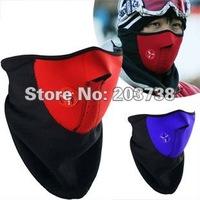 Neoprene Snowboard Ski Cycling Face Mask Neck Warmer Bike Bicycle Face Mask,Motorcycle Ski Snowboard face mask +Free Shipping