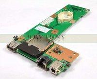 Free shipping , USB DC Power Jack board 60-NXMDC1000 for ASUS K52 K52JR K52DR X52F K52F X52J
