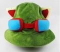 League of Legends LOL Teemo Cosplay Cute Hat Cap 100% New - Christmas Gift