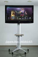 Junnan metal legs tv stand