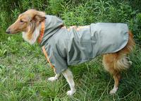 Dog clothes pet clothes dog raincoat large dog raincoat 3 husky