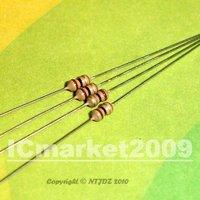 1000 PCS 1/8 WATT 10KOHM 1/8W 10K OHM  0.125W 1% Metal Film Resistors