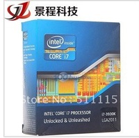 Intel I7 3930K official version of the original package Packed the C2 stepping ride X79 motherboard excellent price eagles spot