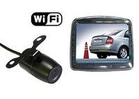 Video Wireless Parking Sensor 3.5 inch digital TFT LCD screen