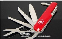Hotsale beautiful  knife for camping   Multifunction Collapsible Tool With  Stainless Steel 5pcs/lot Free shipping