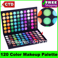 Free Shipping P28, Ultra Shimmer 28 Color Eyeshadow Palette Eye Shadow Makeup