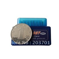 New V1.5 Super Mini ELM327 Bluetooth OBD2 OBD-II CAN-BUS Diagnostic Scanner Tool
