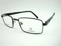 Mercedes Benz titanium optical glasses frame eyeglasses frame NO. MB5007  full-rim Free shipping wholesale eyewear
