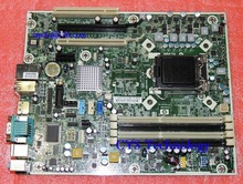 Free shipping for HP Compaq 8100 Elite Small Form Factor SFF PC Motherboard MS-7557,531991-001,505802-001,BTX,LGA1156,Q57,DDR3(China (Mainland))