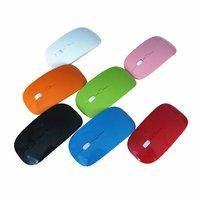 Low price gift box super slim 1000/1200/1600 DPI 2.4G wireless mini laptop wireless mouse