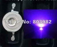 UV LED Manufacturer 1W ultraviolet power LED 395-410NM 350mA  50PCS/Roll